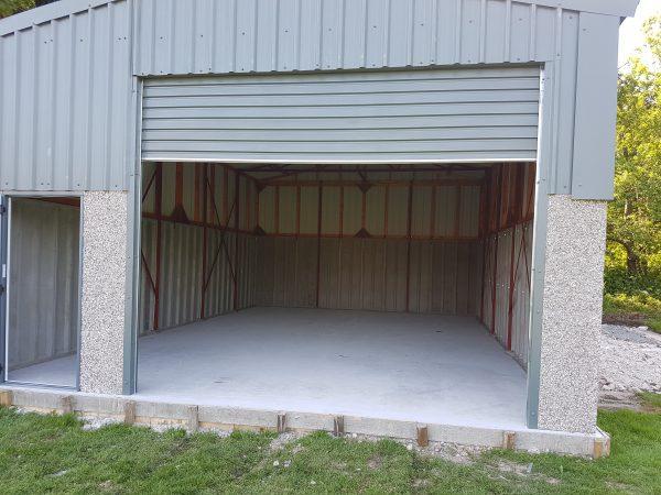 Concrete unit