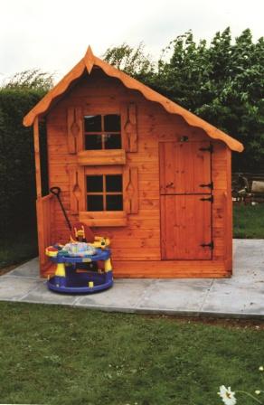 Childrens playhouse