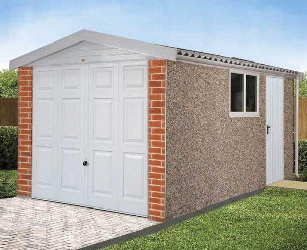 Apex deluxe garage