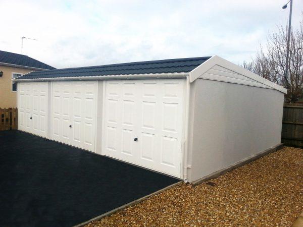 linked garage