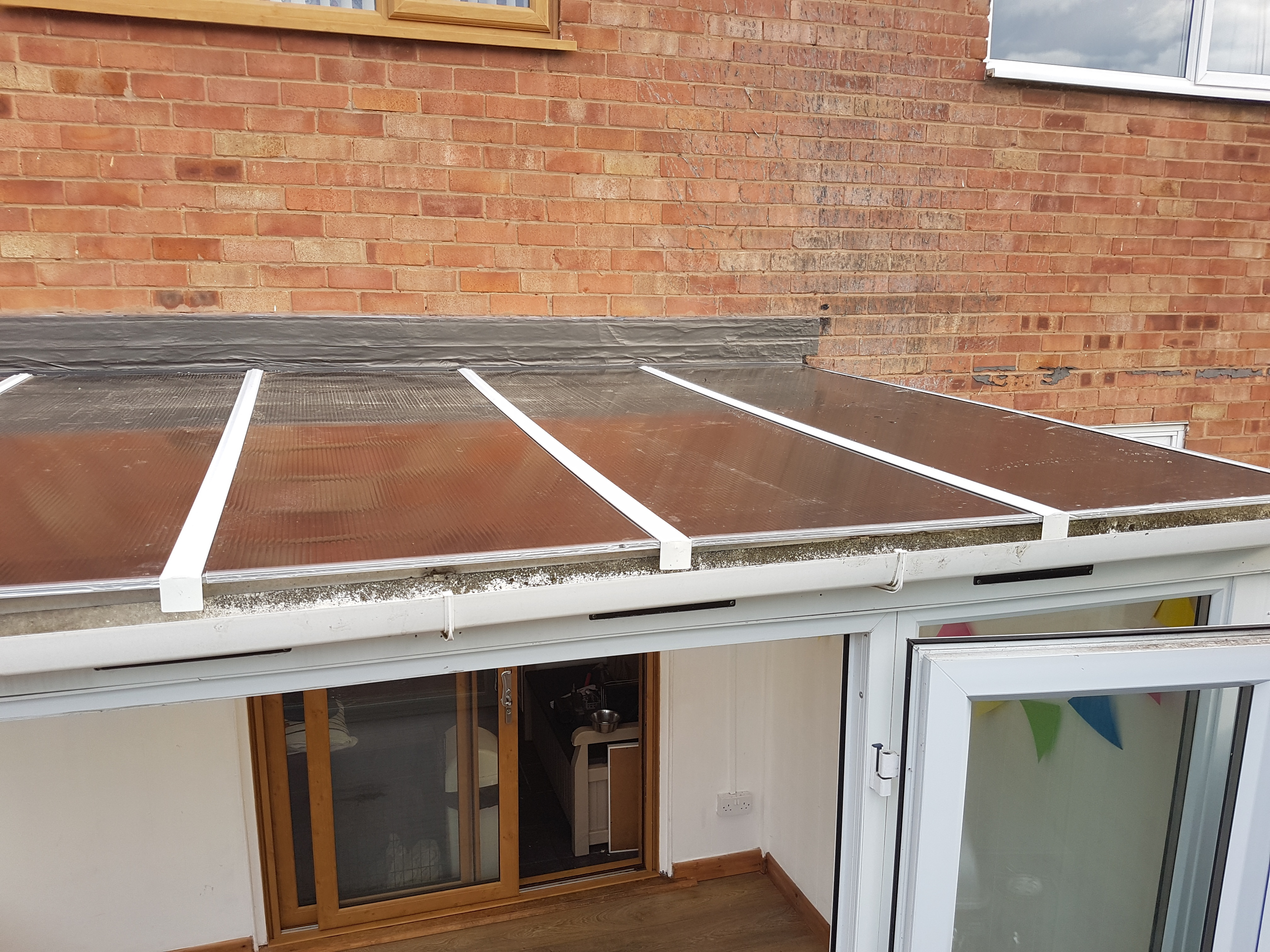 Conservatory Roof Replacement Leicester Sectional Buildings